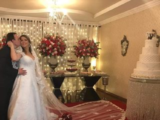 O casamento de Isabela e Marcos Tadeu