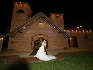 O casamento de Andrea e Livio