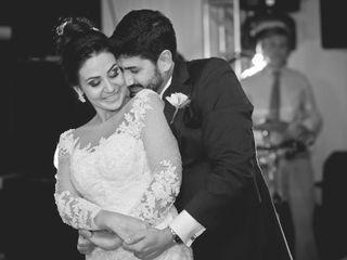 O casamento de Fernanda e Luiz Fernando