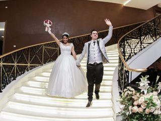 O casamento de Sulamita e Bruno