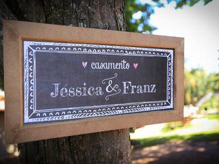 O casamento de Jéssica e Franz 1