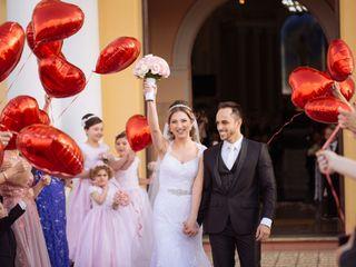 O casamento de Daiany e Osmar