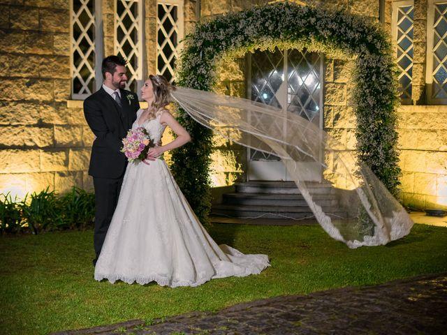 O casamento de Marcella e Caique