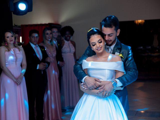 O casamento de Lisdaylla e Luís