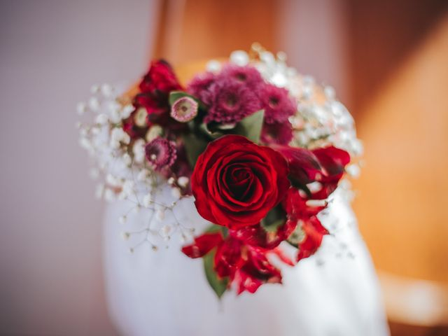 O casamento de Oseas e Cassiane em Joinville, Santa Catarina 3