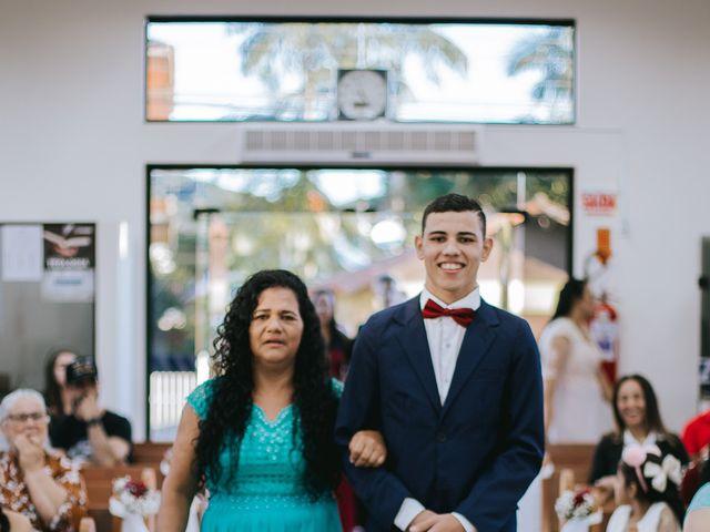 O casamento de Oseas e Cassiane em Joinville, Santa Catarina 15