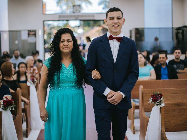 O casamento de Oseas e Cassiane em Joinville, Santa Catarina 16