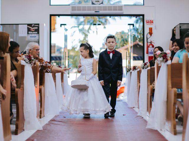 O casamento de Oseas e Cassiane em Joinville, Santa Catarina 19