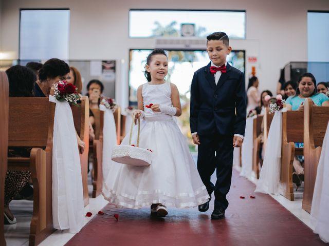O casamento de Oseas e Cassiane em Joinville, Santa Catarina 20