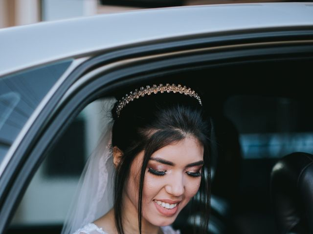 O casamento de Oseas e Cassiane em Joinville, Santa Catarina 22
