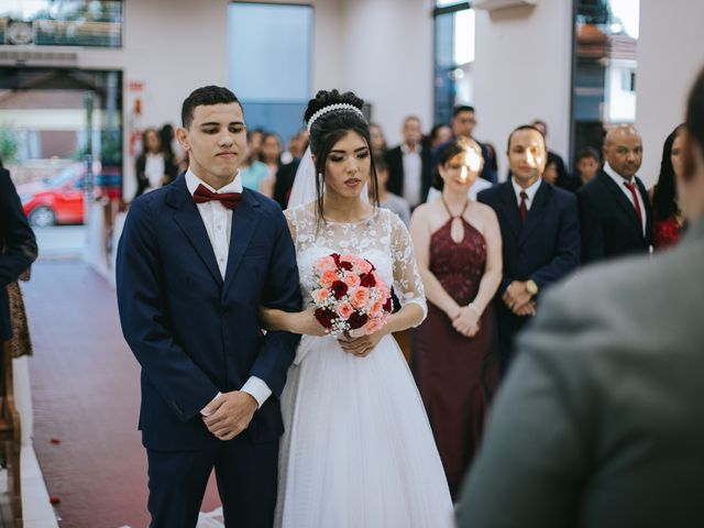 O casamento de Oseas e Cassiane em Joinville, Santa Catarina 26