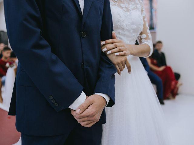 O casamento de Oseas e Cassiane em Joinville, Santa Catarina 32