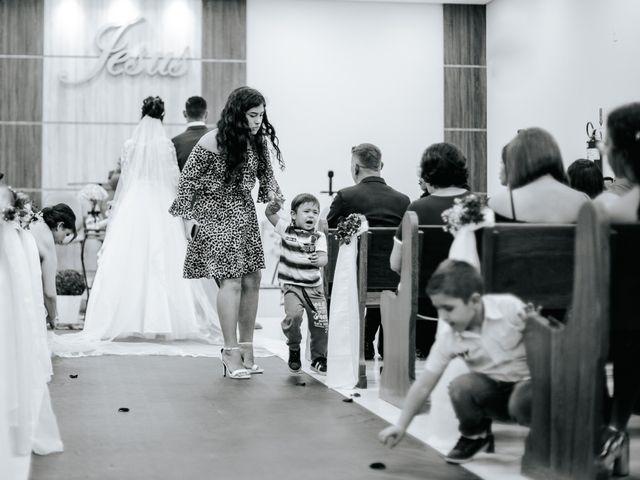 O casamento de Oseas e Cassiane em Joinville, Santa Catarina 34
