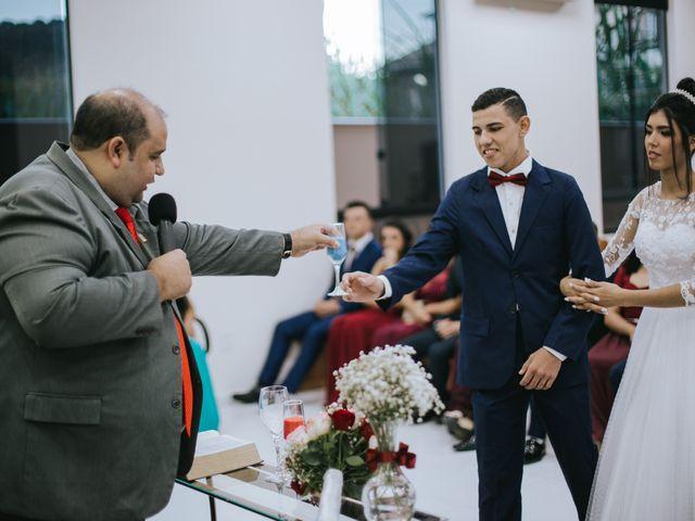 O casamento de Oseas e Cassiane em Joinville, Santa Catarina 38