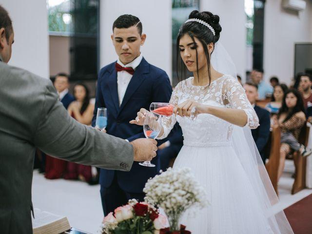 O casamento de Oseas e Cassiane em Joinville, Santa Catarina 39