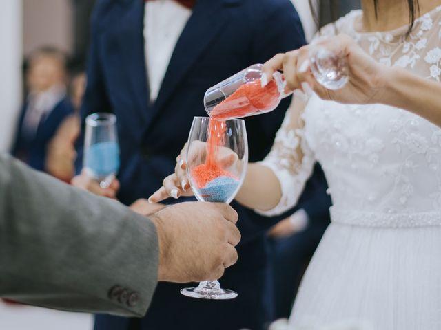 O casamento de Oseas e Cassiane em Joinville, Santa Catarina 41