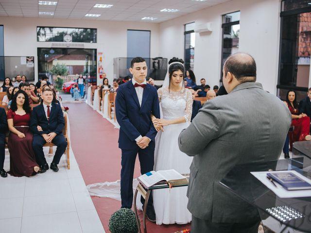 O casamento de Oseas e Cassiane em Joinville, Santa Catarina 45