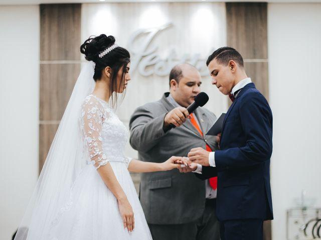 O casamento de Oseas e Cassiane em Joinville, Santa Catarina 46