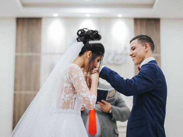 O casamento de Oseas e Cassiane em Joinville, Santa Catarina 49