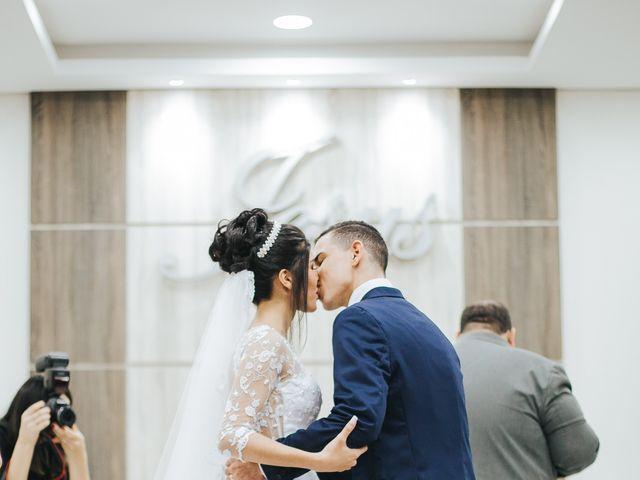 O casamento de Oseas e Cassiane em Joinville, Santa Catarina 52