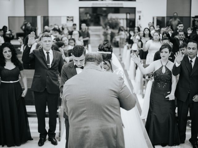 O casamento de Oseas e Cassiane em Joinville, Santa Catarina 53