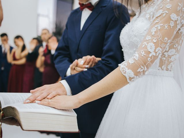 O casamento de Oseas e Cassiane em Joinville, Santa Catarina 55
