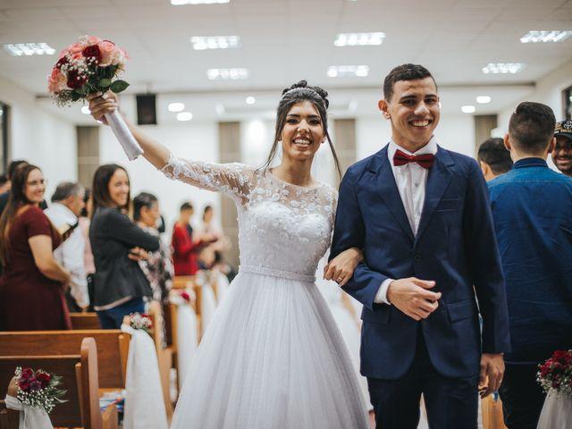 O casamento de Oseas e Cassiane em Joinville, Santa Catarina 56