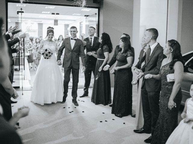 O casamento de Oseas e Cassiane em Joinville, Santa Catarina 59