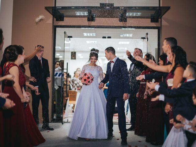 O casamento de Oseas e Cassiane em Joinville, Santa Catarina 60