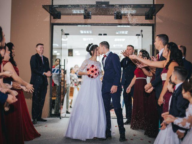 O casamento de Oseas e Cassiane em Joinville, Santa Catarina 61