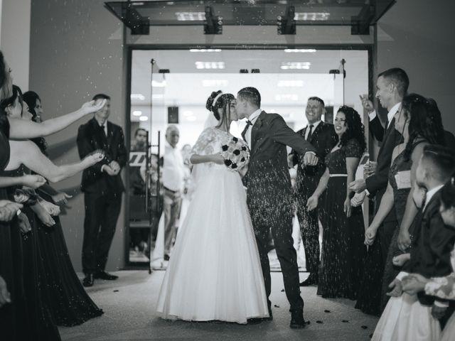 O casamento de Oseas e Cassiane em Joinville, Santa Catarina 62