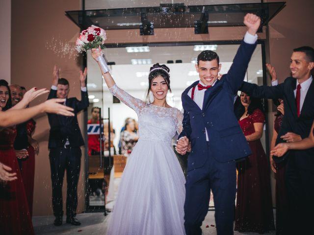 O casamento de Oseas e Cassiane em Joinville, Santa Catarina 63