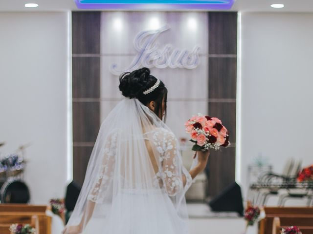 O casamento de Oseas e Cassiane em Joinville, Santa Catarina 65