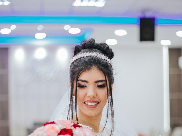 O casamento de Oseas e Cassiane em Joinville, Santa Catarina 67