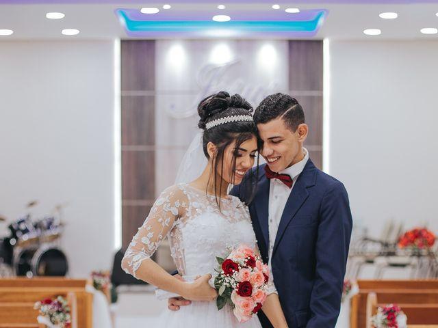 O casamento de Oseas e Cassiane em Joinville, Santa Catarina 73