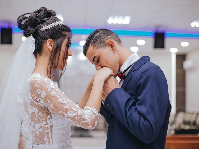 O casamento de Oseas e Cassiane em Joinville, Santa Catarina 78