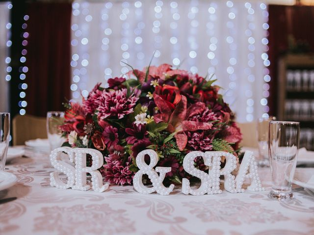 O casamento de Oseas e Cassiane em Joinville, Santa Catarina 81