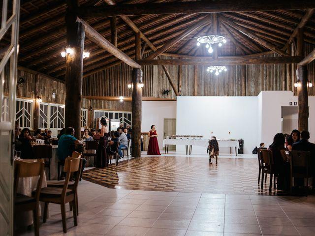 O casamento de Oseas e Cassiane em Joinville, Santa Catarina 92