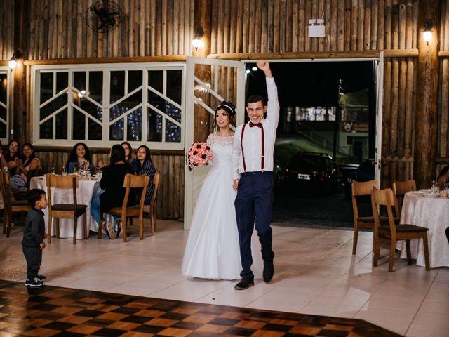 O casamento de Oseas e Cassiane em Joinville, Santa Catarina 95