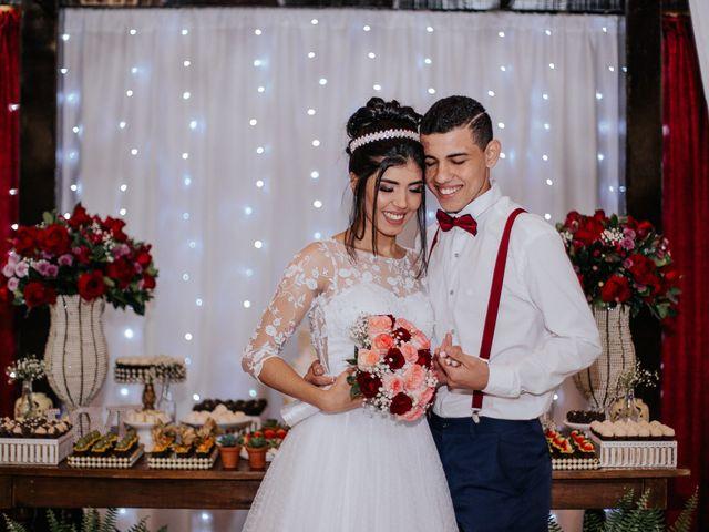 O casamento de Oseas e Cassiane em Joinville, Santa Catarina 97