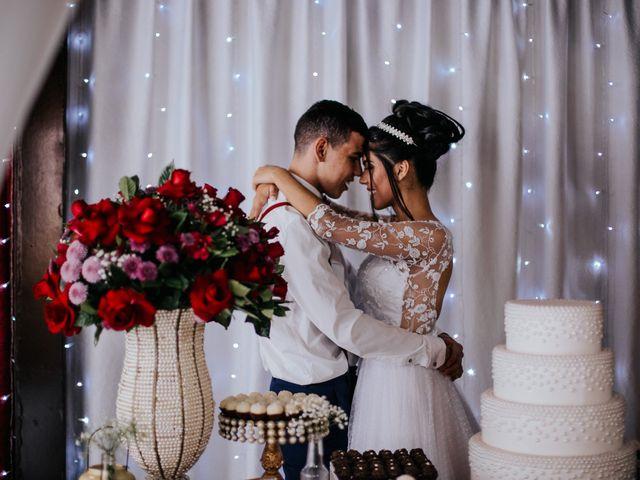 O casamento de Cassiane e Oseas