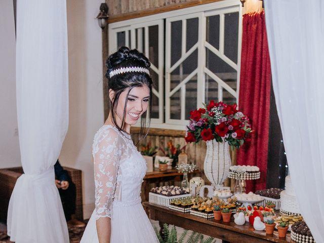 O casamento de Oseas e Cassiane em Joinville, Santa Catarina 99