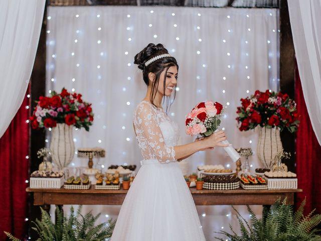 O casamento de Oseas e Cassiane em Joinville, Santa Catarina 100