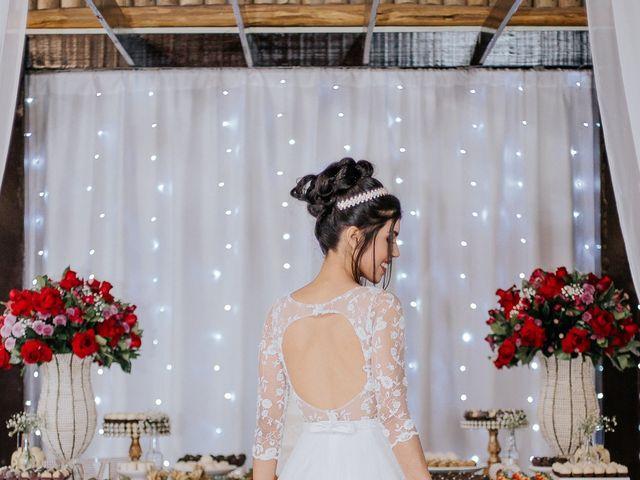O casamento de Oseas e Cassiane em Joinville, Santa Catarina 101