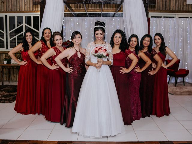 O casamento de Oseas e Cassiane em Joinville, Santa Catarina 102
