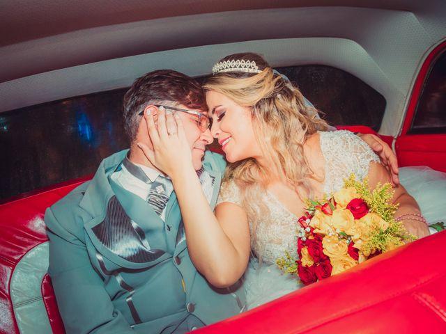 O casamento de Gabriel e Juliana