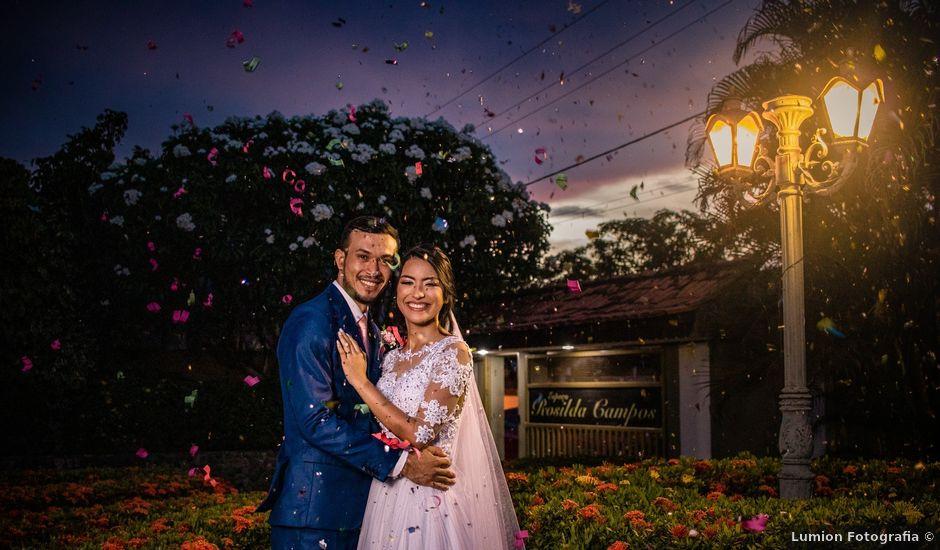 O casamento de Lucas e Letícia em Santarém, Pará