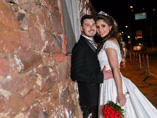 O casamento de Pâmella e Leonardo