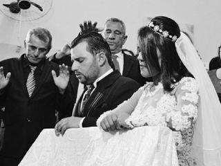 O casamento de Maysa e Thiago