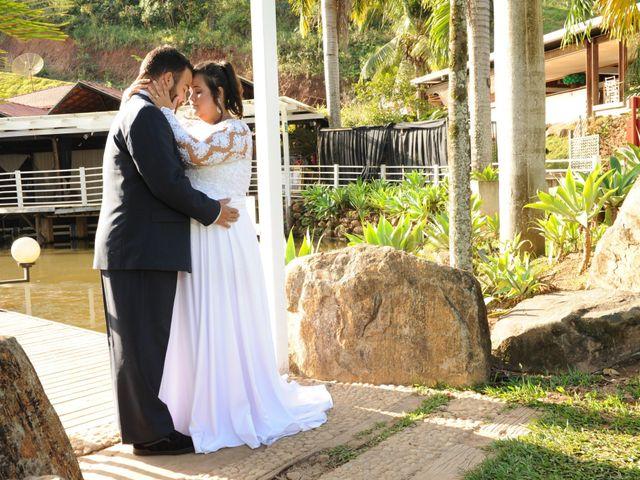 O casamento de Priscila e Leonardo
